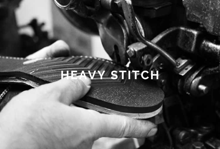 HEAVY STITCH